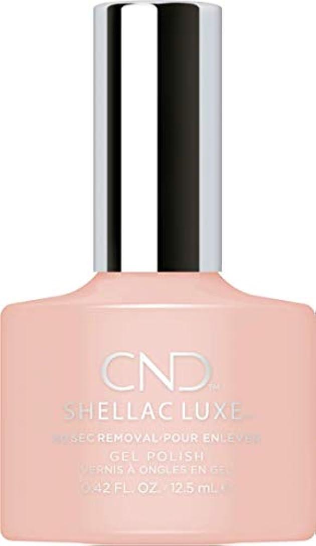 電話をかける有能な塩辛いCND Shellac Luxe - Unmasked - 12.5 ml / 0.42 oz