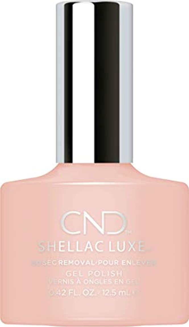 旅行代理店きちんとした消化CND Shellac Luxe - Unmasked - 12.5 ml / 0.42 oz
