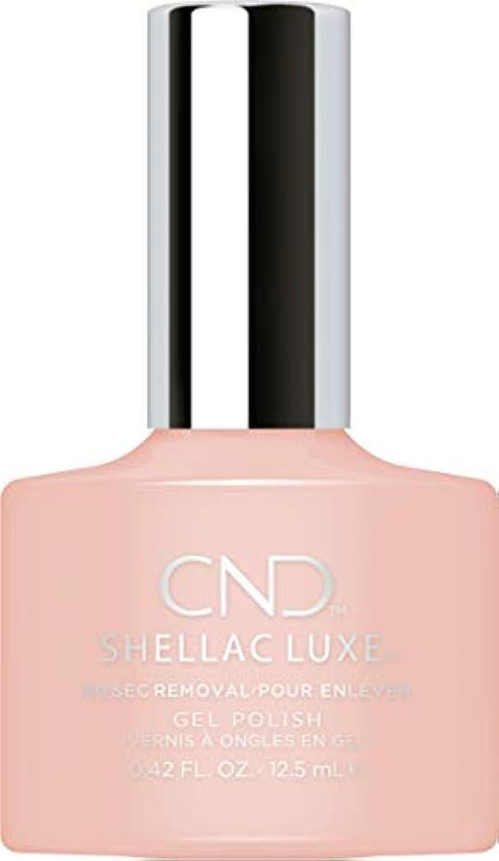 薄い日食乏しいCND Shellac Luxe - Unmasked - 12.5 ml / 0.42 oz