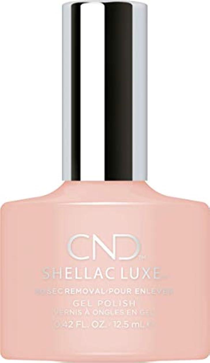 アンソロジー承知しましたサーキュレーションCND Shellac Luxe - Unmasked - 12.5 ml / 0.42 oz