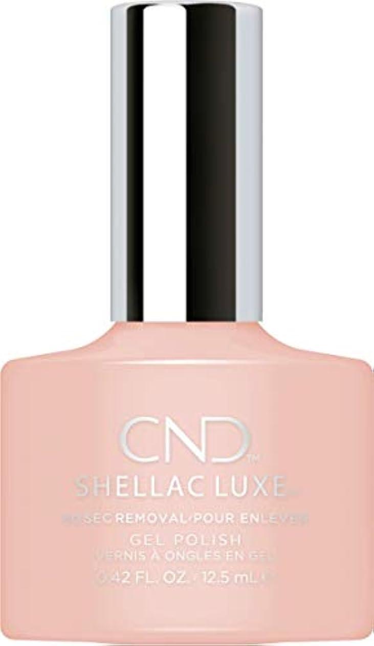 通信網コインランドリー独創的CND Shellac Luxe - Unmasked - 12.5 ml / 0.42 oz