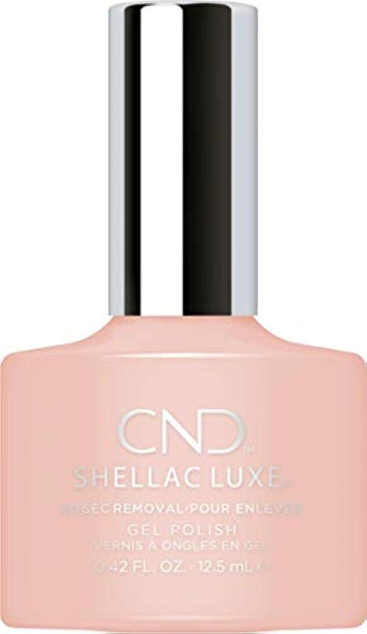 高潔なしょっぱいランチョンCND Shellac Luxe - Unmasked - 12.5 ml / 0.42 oz