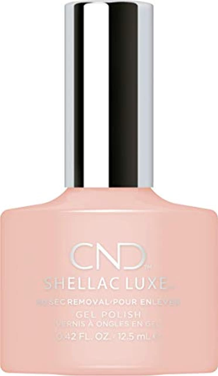 宗教休眠怠CND Shellac Luxe - Unmasked - 12.5 ml / 0.42 oz