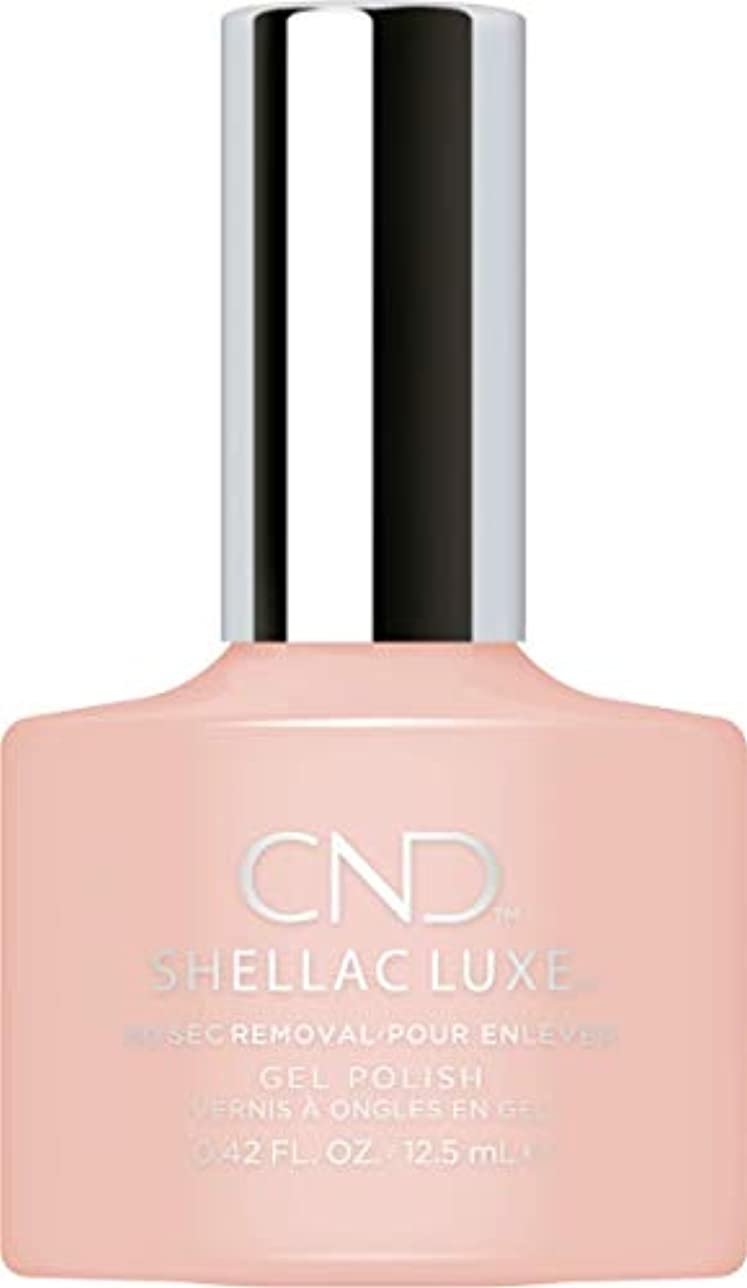 ヘロイン些細起訴するCND Shellac Luxe - Unmasked - 12.5 ml / 0.42 oz