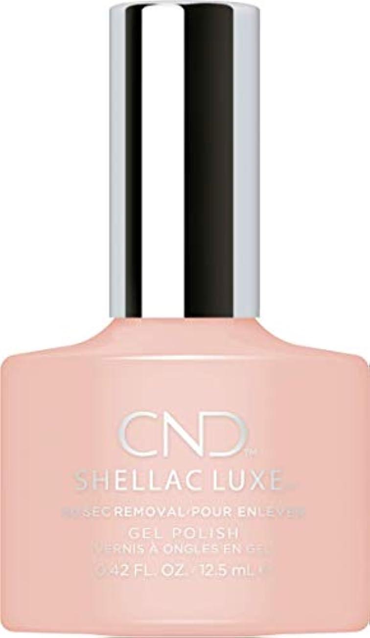 メロドラマハウスもっともらしいCND Shellac Luxe - Unmasked - 12.5 ml / 0.42 oz