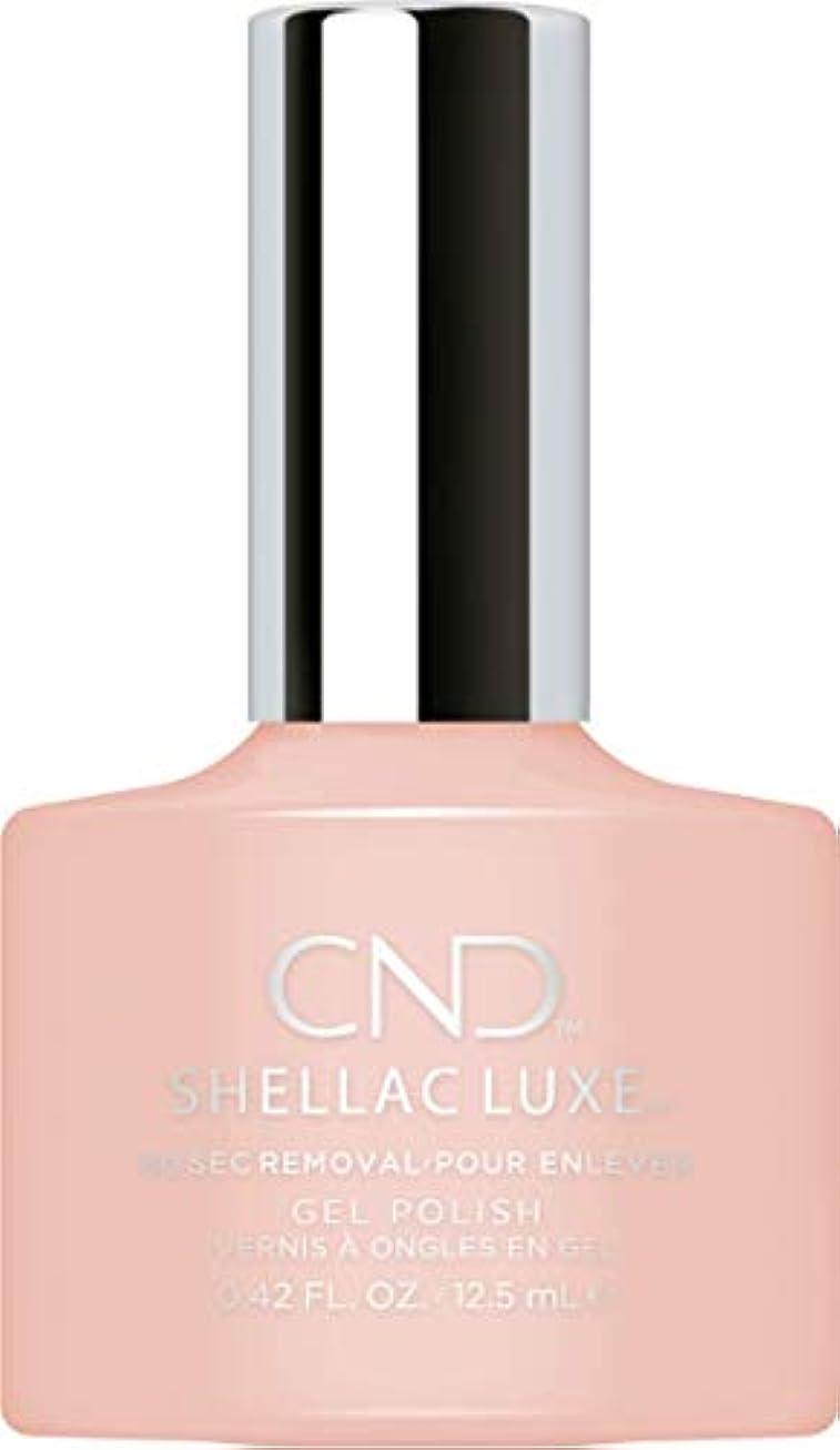 みすぼらしい仲人可動CND Shellac Luxe - Unmasked - 12.5 ml / 0.42 oz