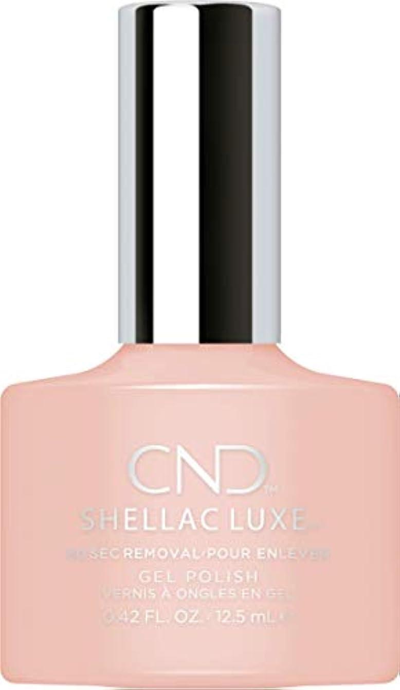 独創的パイベーリング海峡CND Shellac Luxe - Unmasked - 12.5 ml / 0.42 oz