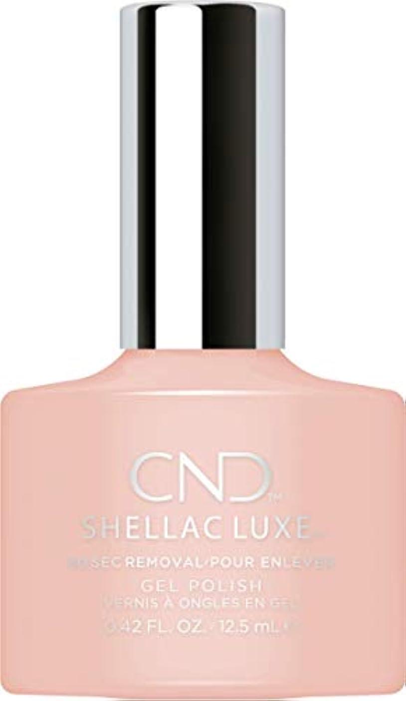 メンター深く明るくするCND Shellac Luxe - Unmasked - 12.5 ml / 0.42 oz