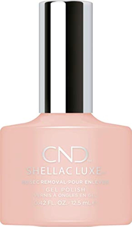 手のひら指紋問い合わせCND Shellac Luxe - Unmasked - 12.5 ml / 0.42 oz
