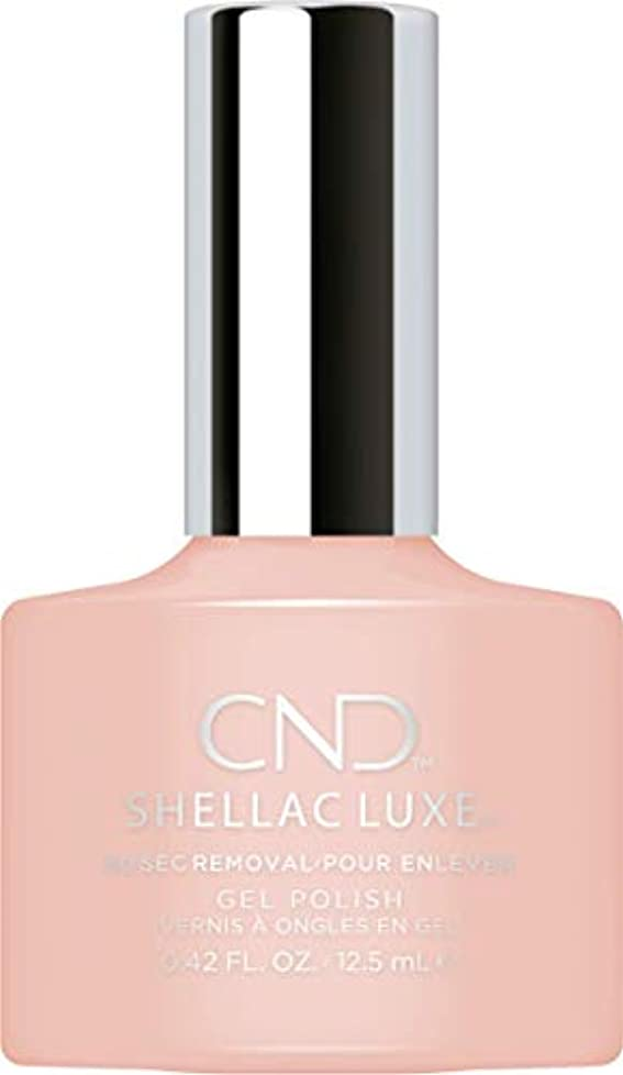 大邸宅許可血CND Shellac Luxe - Unmasked - 12.5 ml / 0.42 oz