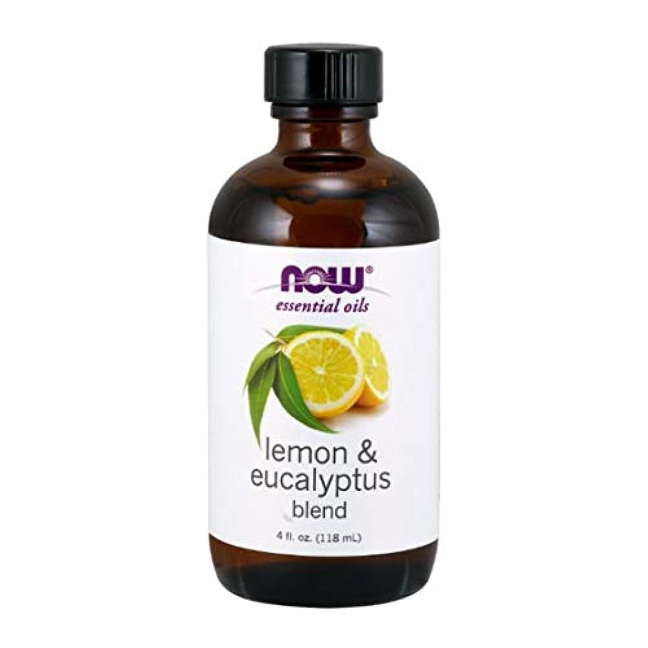 いとこつかまえる飢えNow - Lemon & Eucalyptus Blend With Lemongrass 4 oz (118 ml) [並行輸入品]