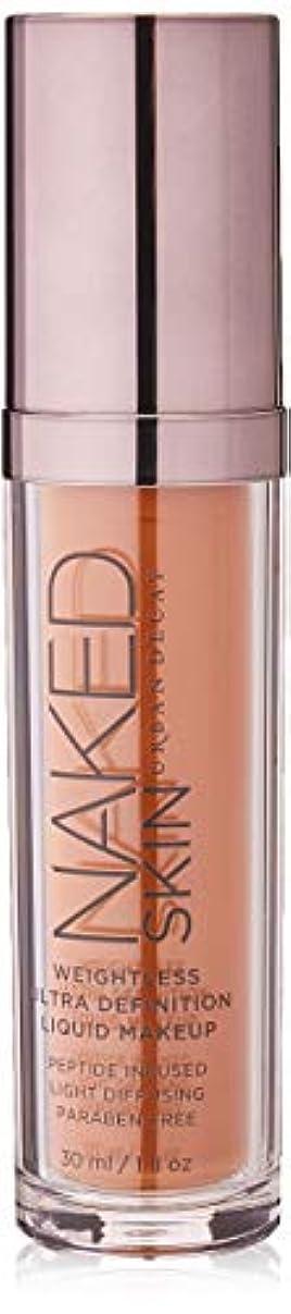 型説明的割り当てNaked Skin Weightless Ultra Definition Liquid Makeup - 8.75