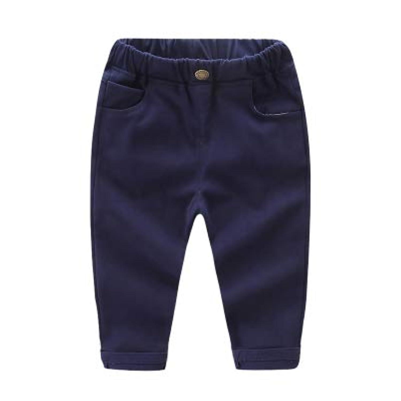日 セール 韓国風 児童 カジュアルパンツ コットン 赤ちゃん パンツ 春服 新しいデザ