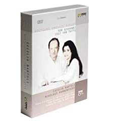 輸入盤アーノンクール指揮/チューリヒ・オペラ J.フリム演出《コジ・ファン・トゥッテ》(2000年) &《ドン・ジョヴァンニ》(2001年)の商品写真