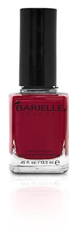 規範高尚な降雨BARIELLE バリエル ビックアップル レッド 13.3ml Big Apple Red 5262 New York 【正規輸入店】