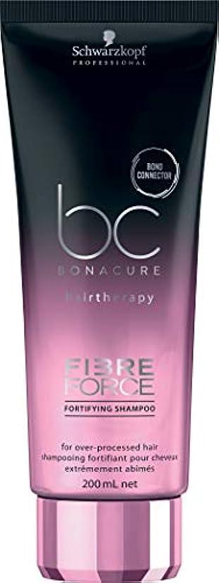 慢な既に不良品シュワルツコフ BC ボナキュア ファイバー フォース フォーティファイ シャンプー Schwarzkopf BC Bonacure Fibre Force Fortifying Shampoo for Over-Processed...