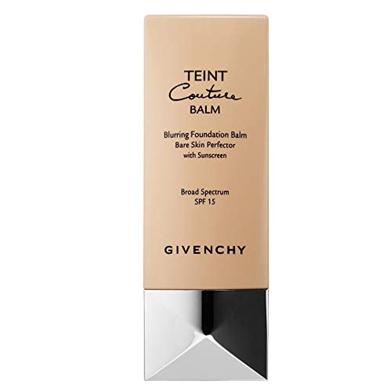 悪名高い動脈発音するジバンシィ Teint Couture Blurring Foundation Balm SPF 15 - # 1 Nude Porcelain 30ml/1oz並行輸入品
