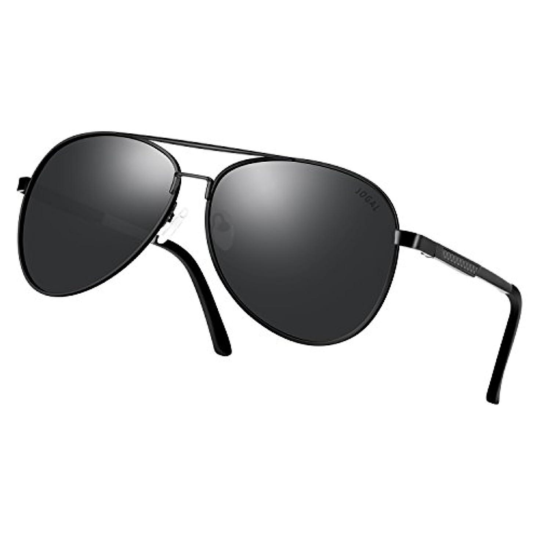 角度角度ジョガーサングラス 偏光 超軽量 スポーツサングラス UV400カット 紫外線防止 アルミニウム マグネシウム合金 つり 自転車 ドライブ 野球 ランニングなど