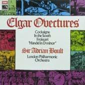 【※CDではありません】エルガー:序曲集/コケイン,フロワサール,南国で【中古LP】