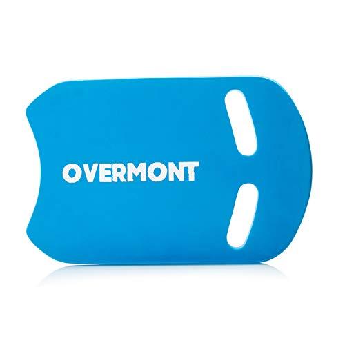 Overmont ビート板 スイム 初心者 水泳 練習用 水泳援助 浮動ボード 約43×28×3.3cm