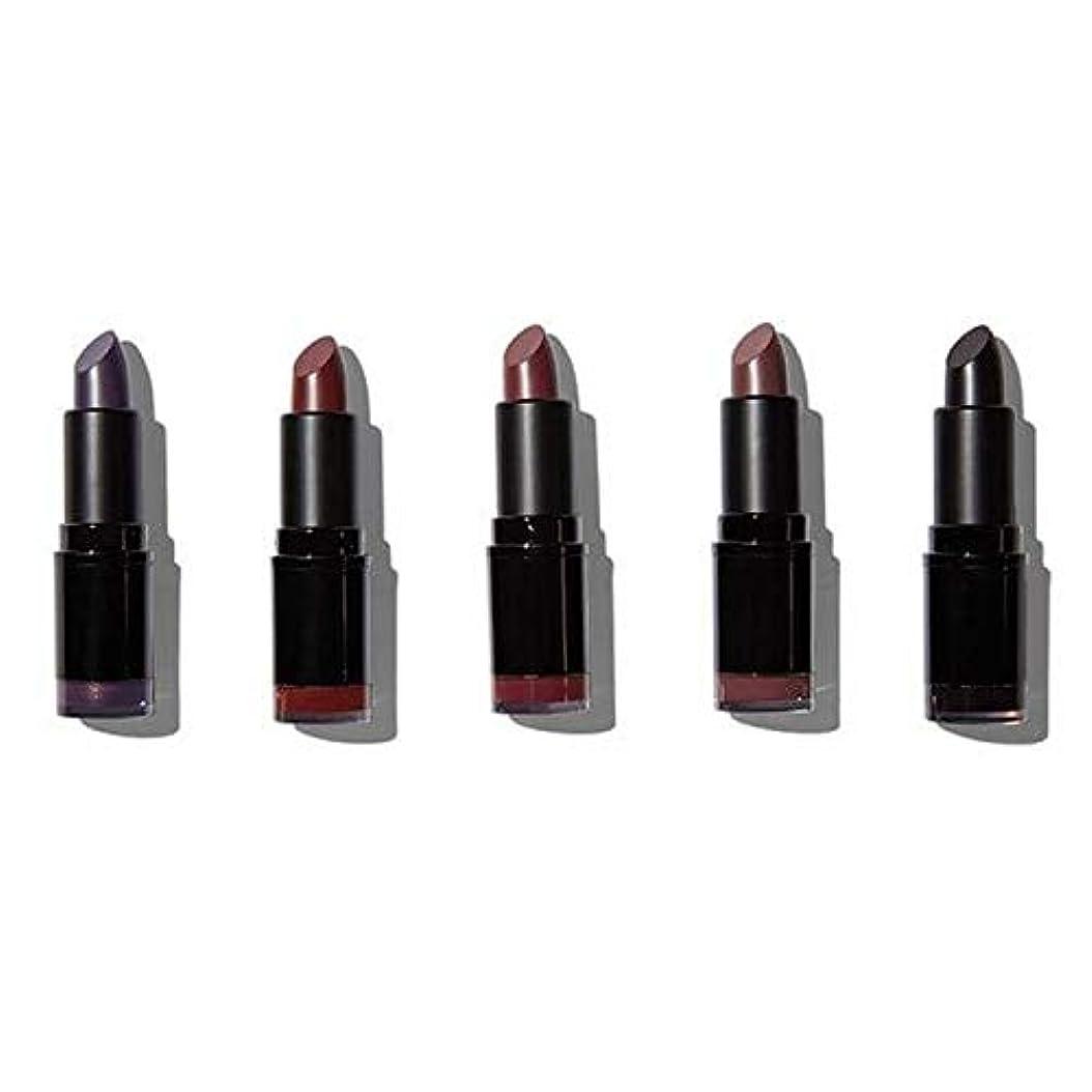 池明らかオーナメント[Revolution ] 革命プロ口紅コレクションマット?ノワール - Revolution Pro Lipstick Collection Matte Noir [並行輸入品]