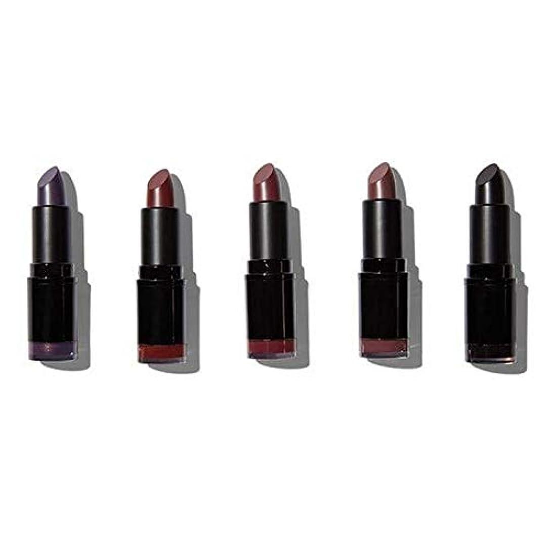 散らす人気対称[Revolution ] 革命プロ口紅コレクションマット?ノワール - Revolution Pro Lipstick Collection Matte Noir [並行輸入品]