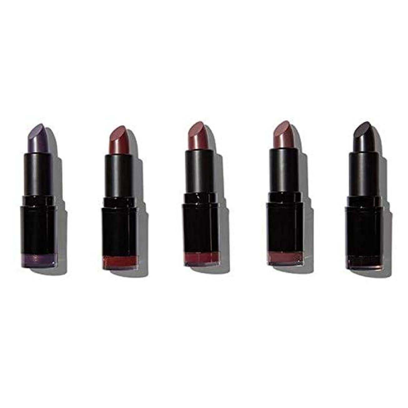 目的カリキュラムポルティコ[Revolution ] 革命プロ口紅コレクションマット?ノワール - Revolution Pro Lipstick Collection Matte Noir [並行輸入品]