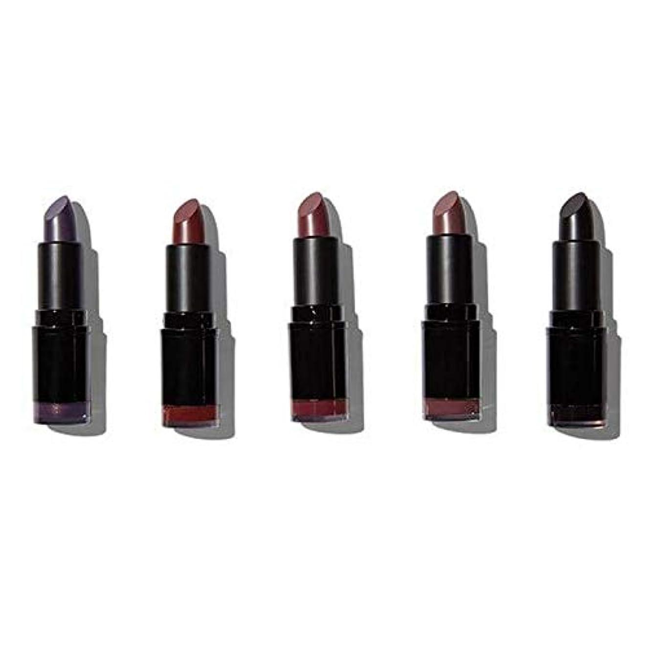 [Revolution ] 革命プロ口紅コレクションマット?ノワール - Revolution Pro Lipstick Collection Matte Noir [並行輸入品]