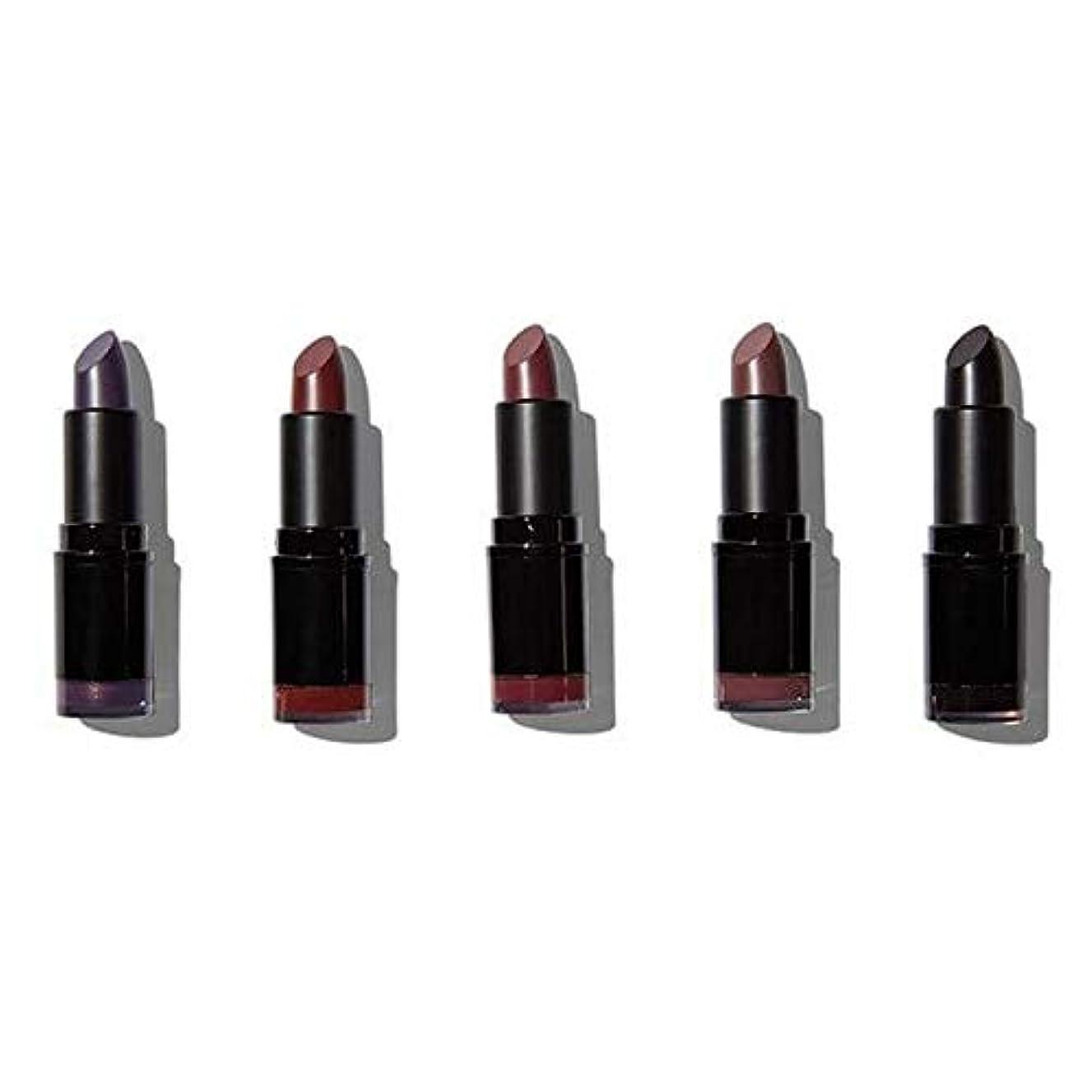 とティーム宴会化粧[Revolution ] 革命プロ口紅コレクションマット?ノワール - Revolution Pro Lipstick Collection Matte Noir [並行輸入品]