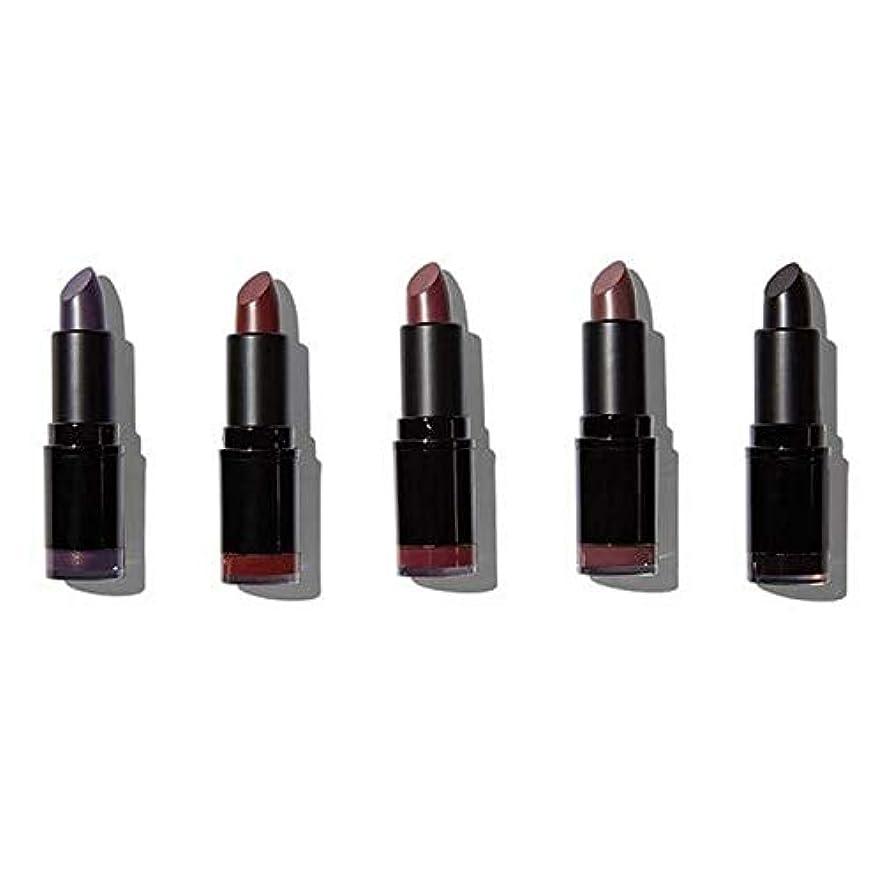 飾り羽意識文言[Revolution ] 革命プロ口紅コレクションマット?ノワール - Revolution Pro Lipstick Collection Matte Noir [並行輸入品]