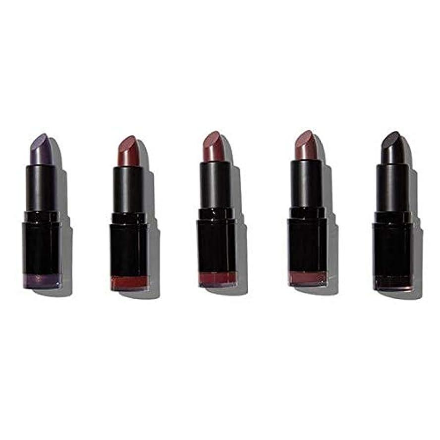 マーチャンダイジングフラスコ良さ[Revolution ] 革命プロ口紅コレクションマット?ノワール - Revolution Pro Lipstick Collection Matte Noir [並行輸入品]