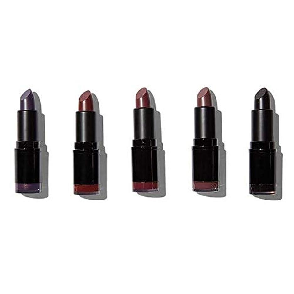 メディア白菜ラボ[Revolution ] 革命プロ口紅コレクションマット?ノワール - Revolution Pro Lipstick Collection Matte Noir [並行輸入品]