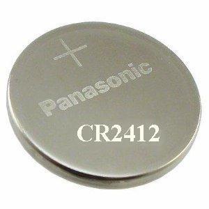 Panasonic[パナソニック]CR2412  バルク品   1個  ビニール袋入り