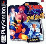 X-Men Vs Street Fighter / Game