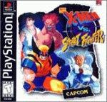 X-Men Vs Street Fighter / Game