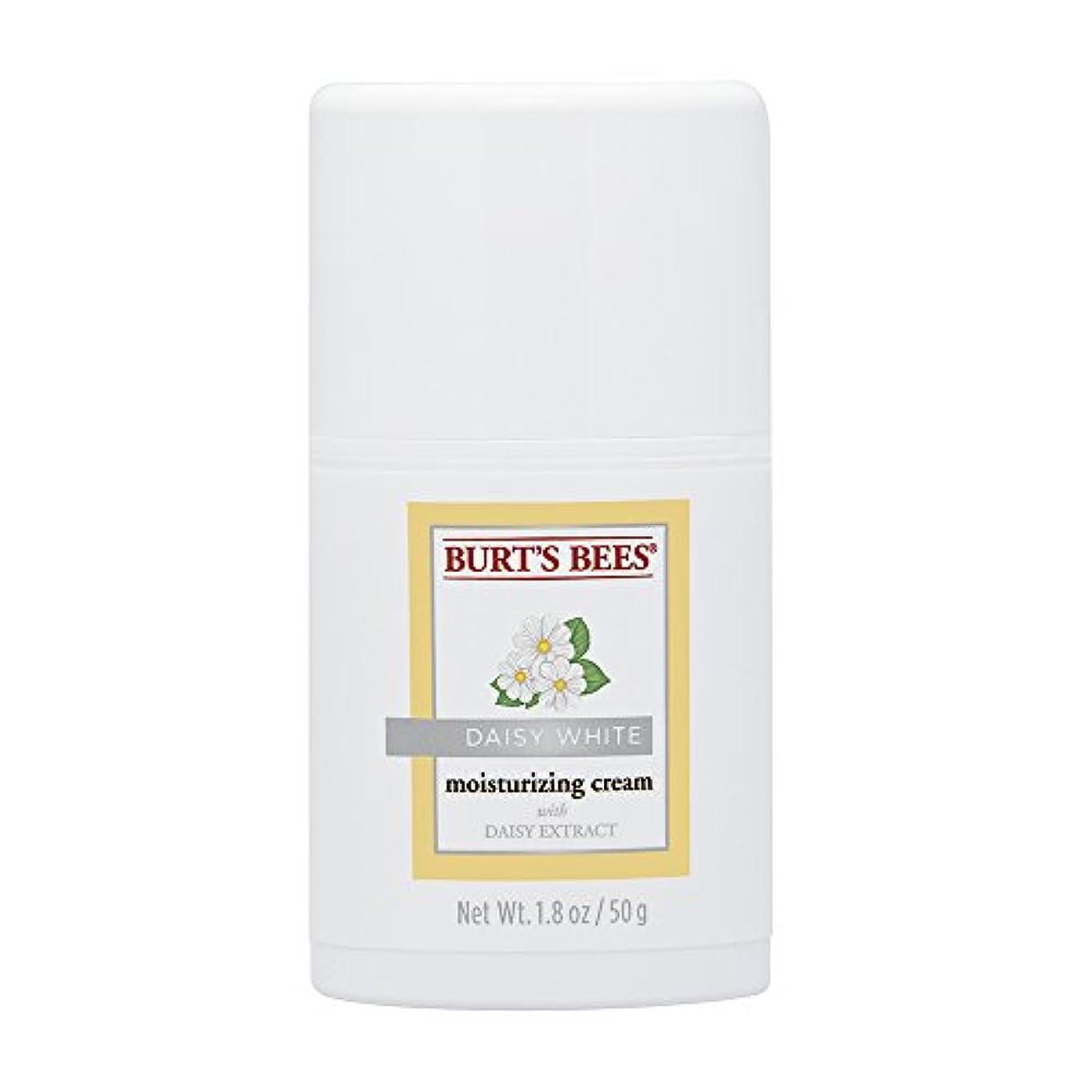 取り扱いお客様考古学的なバーツビーズ (Burt's Bees) デイジーホワイト モイスチャライジングクリーム 50g