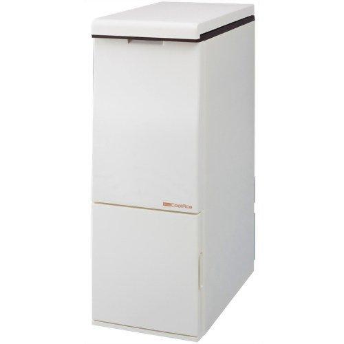 RoomClip商品情報 - エムケー 保冷米びつ(米容量31kg) CoolAce(クールエース) HK-31W