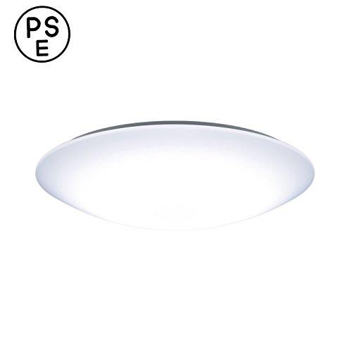 LED シーリングライト24W ~8畳 10畳 6000k昼光色非調光・非調...