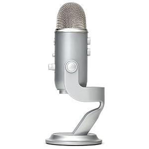BlueMicrophones USBコンデンサーマイク Yeti