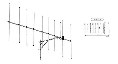 [해외]다이아몬드 A144S10R (10 렘) 144MHz 용 빔 안테나/Diamond A 144 S 10 R (10 elecro) Beam antenna for 144 MHz