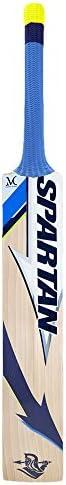 Spartan, Cricket, MC Legacy Limited Edition Grade 1 English Willow Cricket Bat, Short Handle