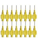 お試しセット クロスフィールド テペ 歯間ブラシ 8本入 × 2個 (イエロー(0.7mm))