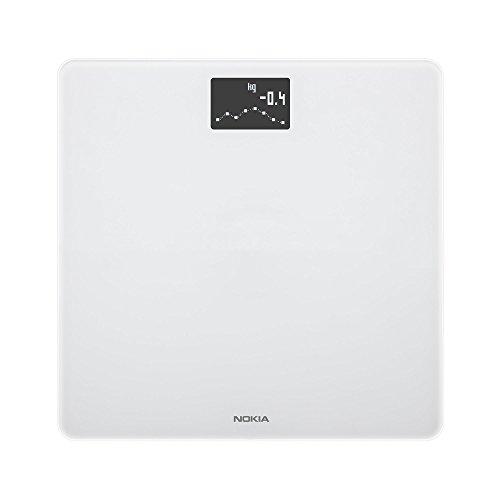 Nokia スマート体重計 Body ホワイト Wi-Fi/Bluetoot...