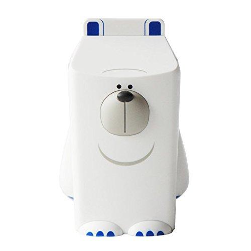 【英語版 English】Fridgeezoo 24(フリッジィズー 24) PolarBear シロクマ