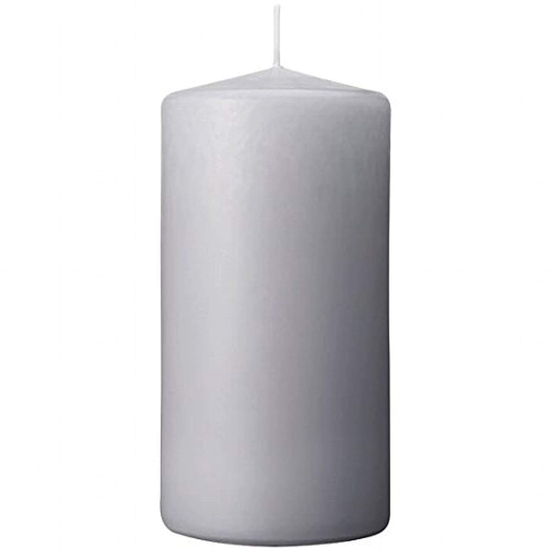 大人取り除くコンパスカメヤマキャンドル(kameyama candle) 3×6ベルトップピラーキャンドル 「 ライトグレー 」