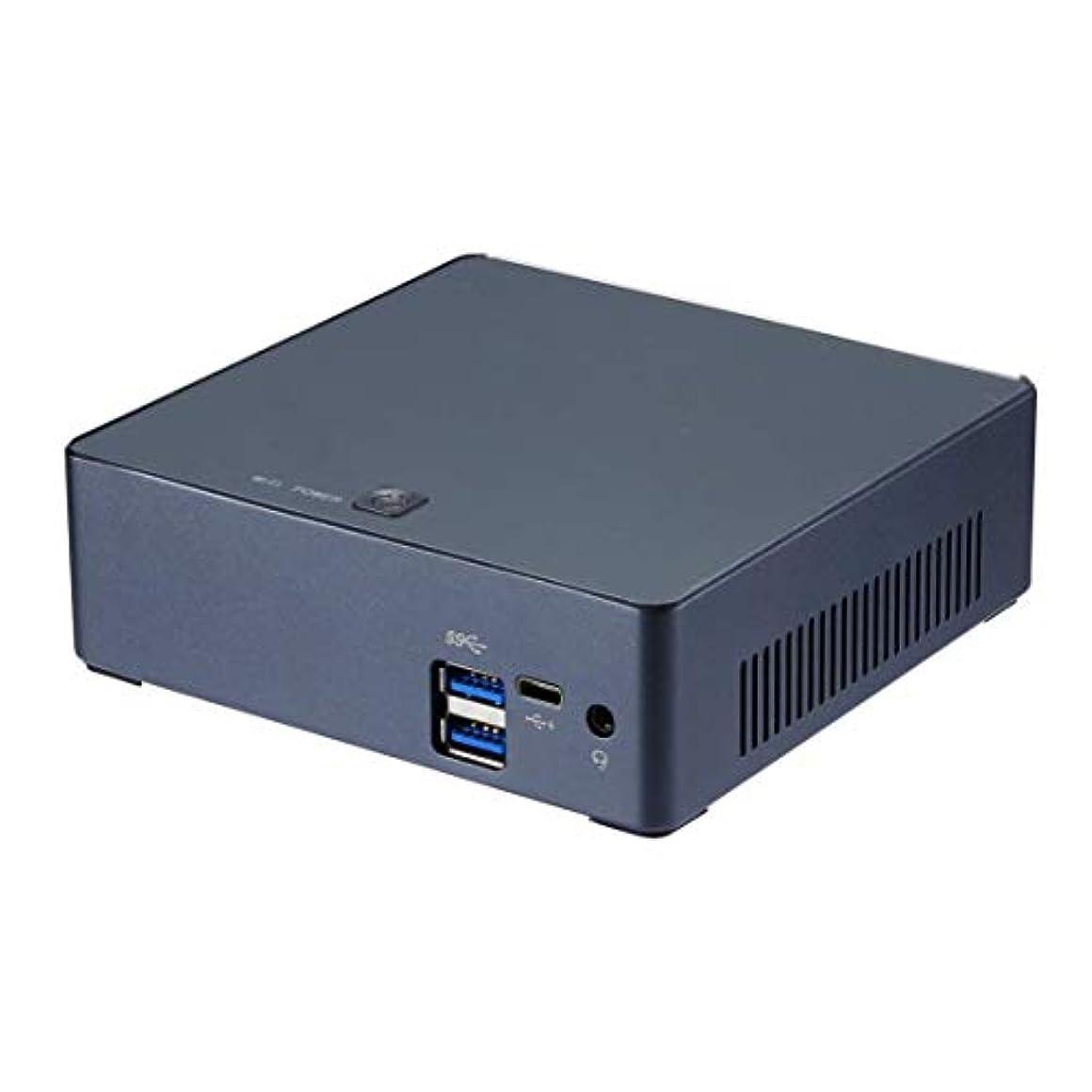 道を作るコミットメント恐れる【Intel i5-7200U】【メモリ8GB】【SSD 128GB】【USBの次世代規格 USB3.1 Type-cポート】【Win 10 Pro 64bit 搭載】SKYNEW ミニパソコン 小型pc M3S