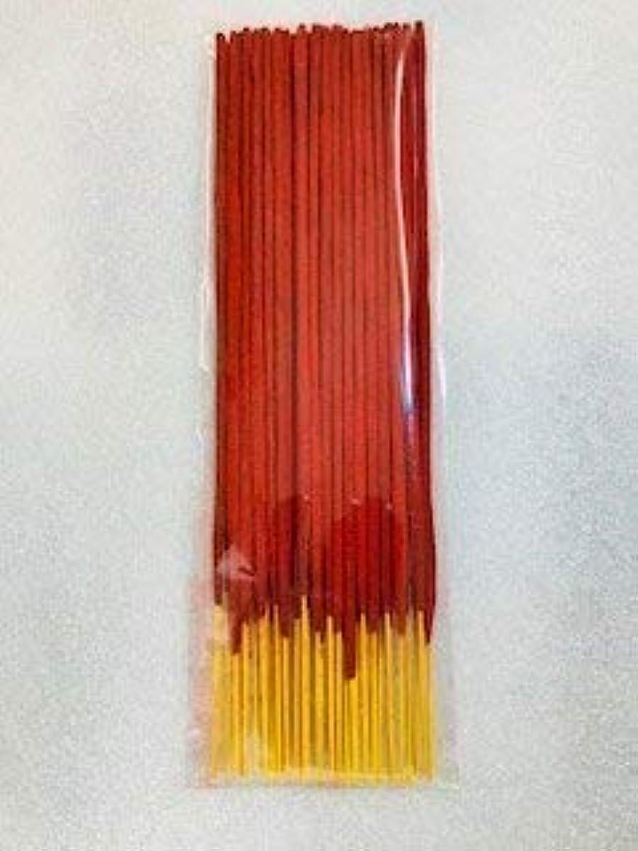 二次厚い変数GT Fragrance Marketing Agency Saffron Incense Sticks (100 g) Bundle of 2 Packs