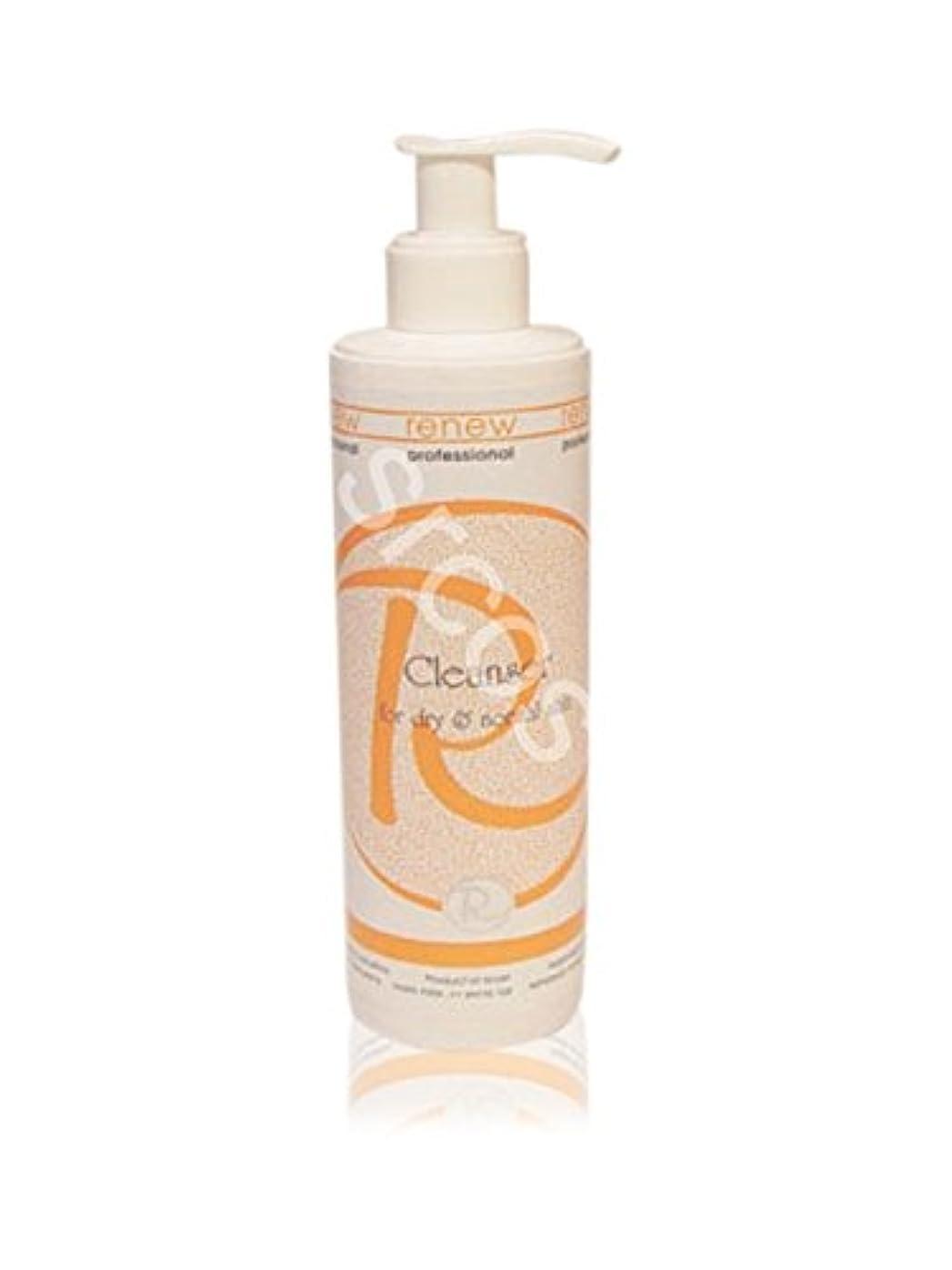 トランスミッション順応性のある抜け目のないRenew Cleanser for Dry & Normal Skin 250ml