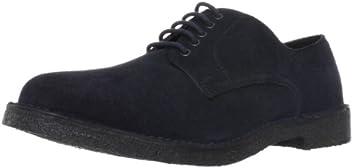 Suede Plain Toe 1331-699-5523: Navy