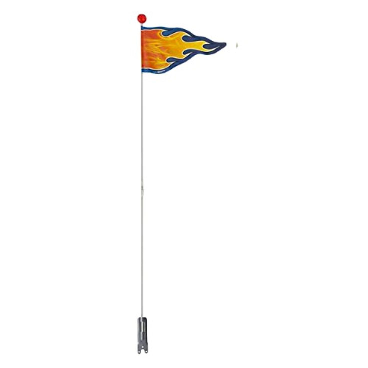 高架意図する測定Kidzamo Flame Safety Flags (2-Piece) by Kidzamo
